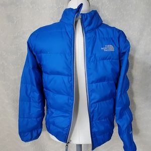 Child The North face puffer jacket